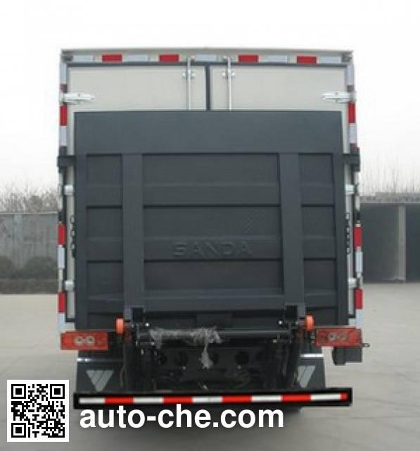 Xier ZZT5041XXY-4 box van truck