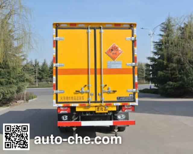 Xier ZZT5040XQY-5 explosives transport truck