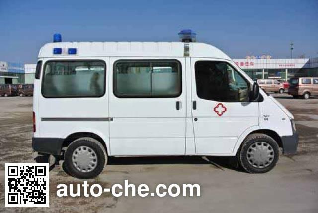 Chuntian ZZT5041XJH-4 ambulance