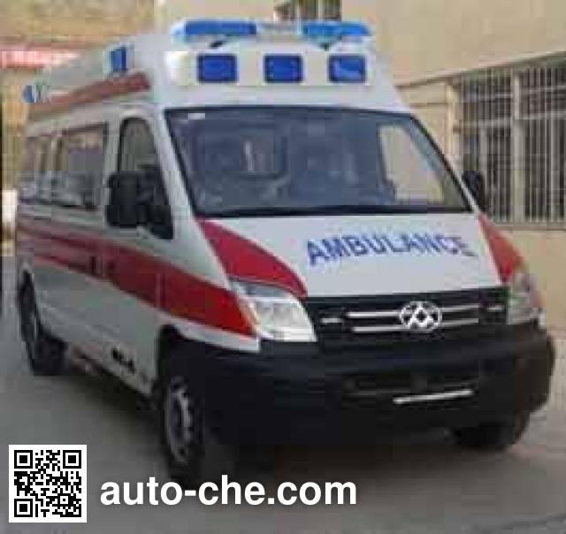 Chuntian ZZT5041XJH-5 ambulance