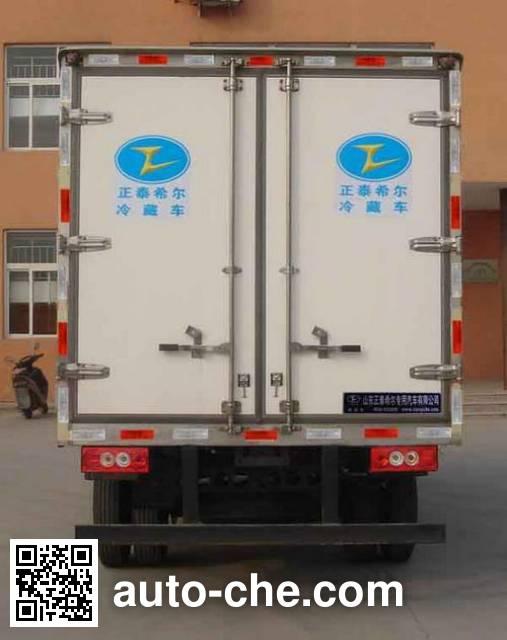 希尔牌ZZT5041XLC-4冷藏车