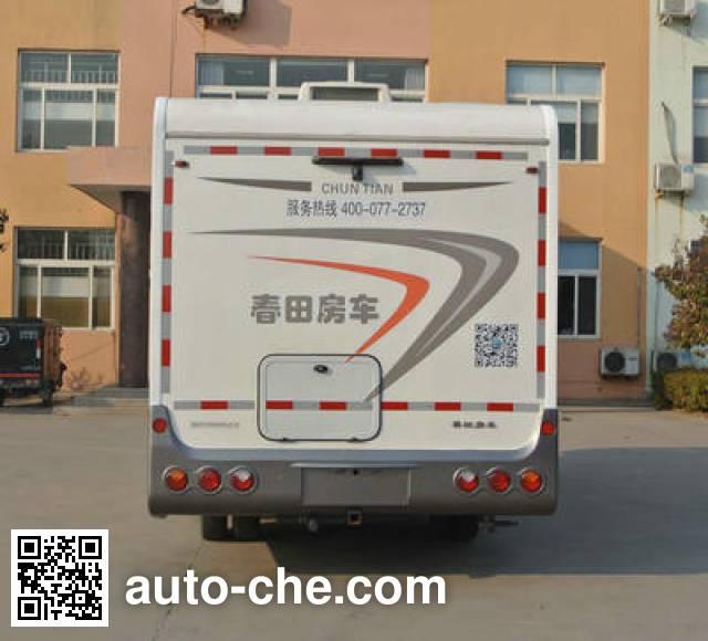 春田牌ZZT5041XLJ-5旅居车