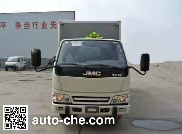Xier ZZT5041XQY-4 explosives transport truck