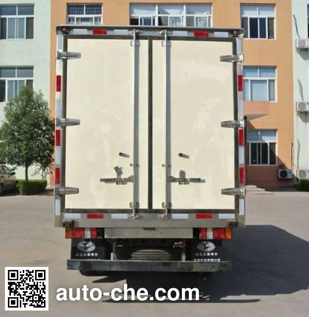 希尔牌ZZT5042XLC-4冷藏车