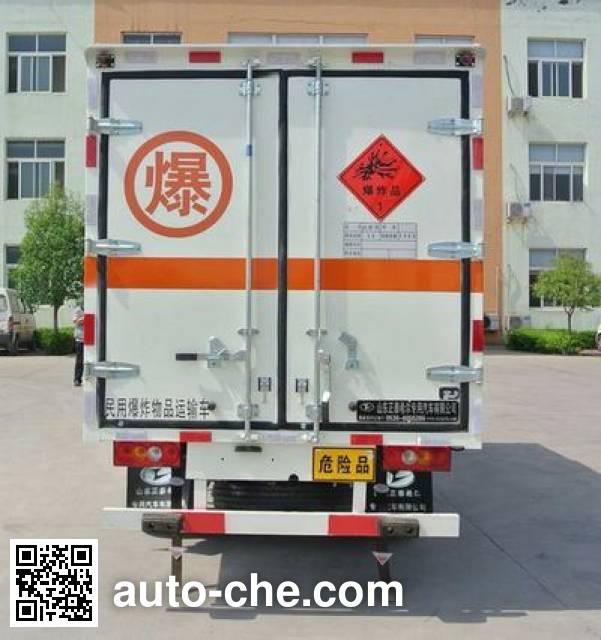 Xier ZZT5042XQY-4 explosives transport truck