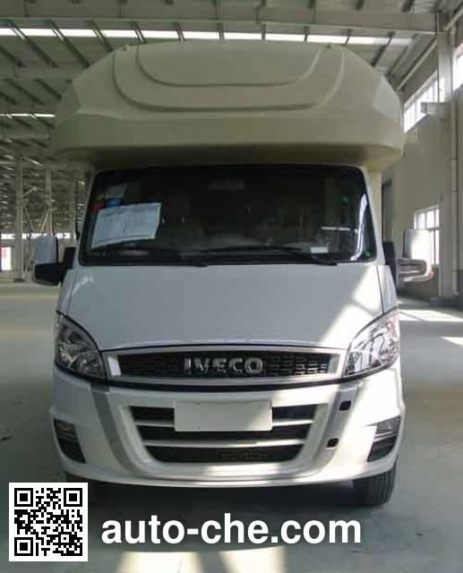 春田牌ZZT5046XLJ-4旅居车