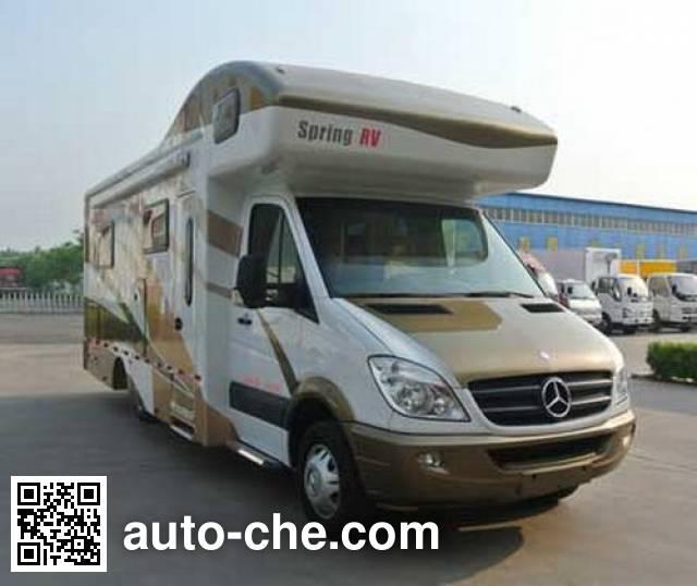 春田牌ZZT5050XLJ-4旅居车