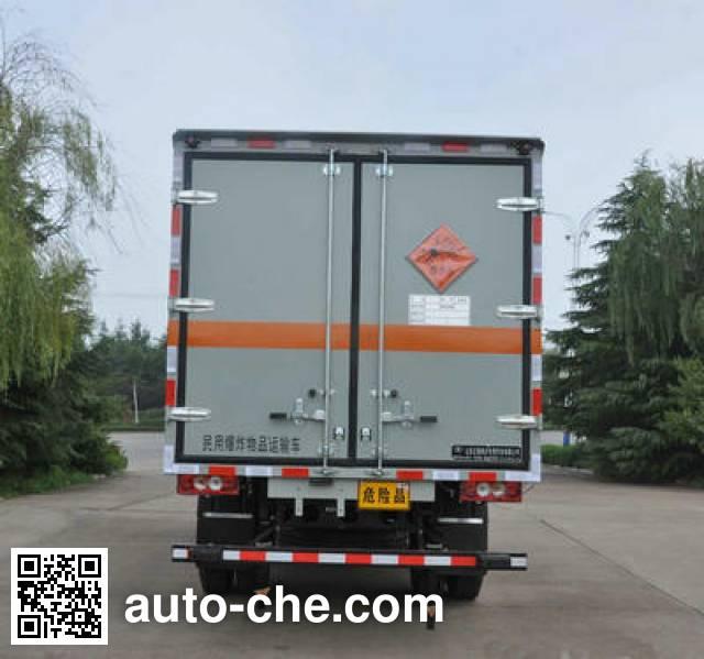 Xier ZZT5091XQY-5 explosives transport truck