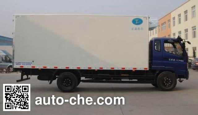 希尔牌ZZT5120XLC-4冷藏车