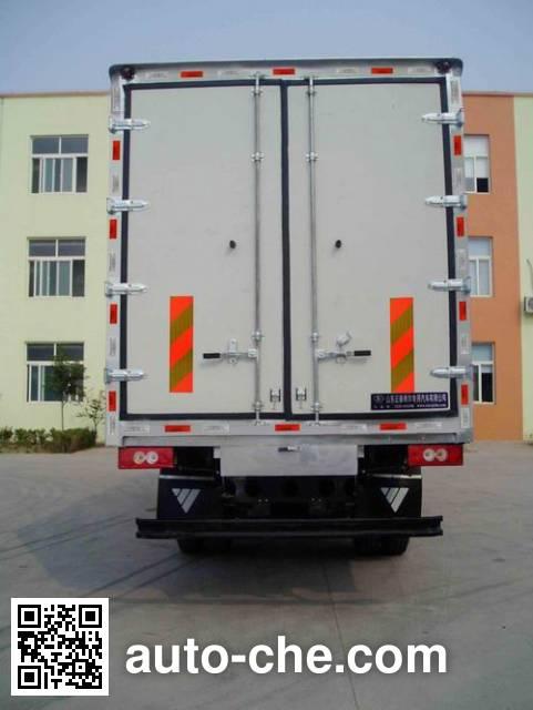 希尔牌ZZT5153XLC冷藏车