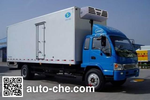 希尔牌ZZT5160XLC冷藏车