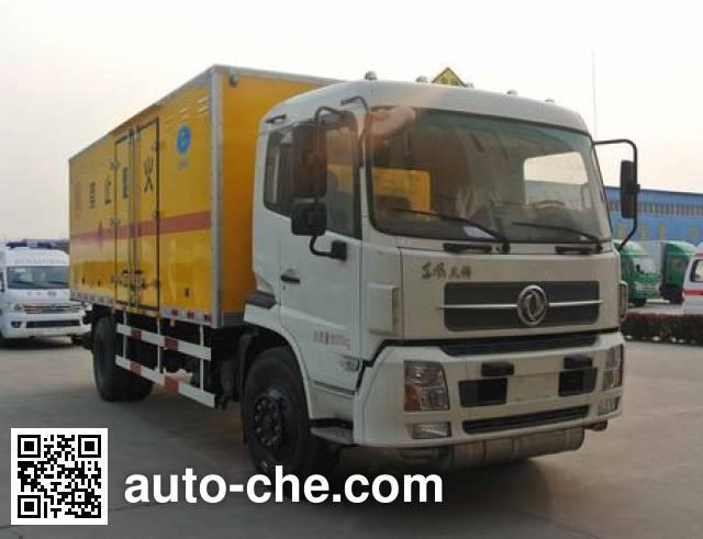 Xier ZZT5164XQY-4 explosives transport truck