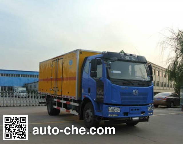 Xier ZZT5180XQY-5 explosives transport truck
