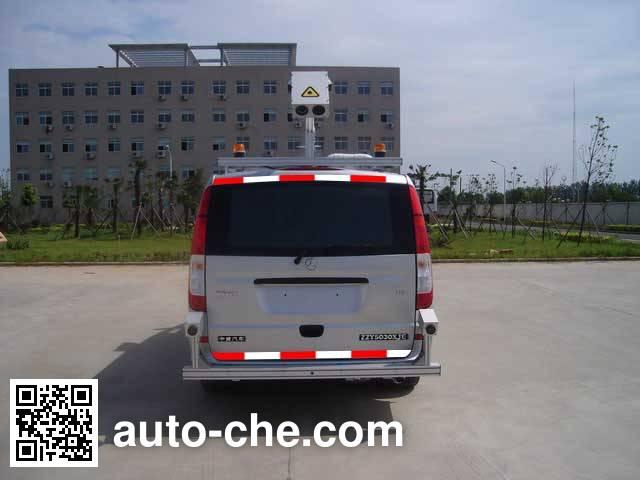 Kasheng ZZY5030XJC road testing vehicle