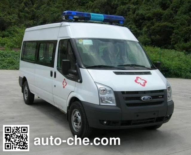 Zhongyu ZZY5030XJH ambulance