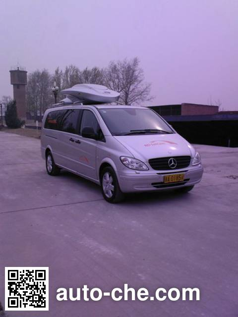 Zhongyu ZZY5030XTX satellite communication vehicle