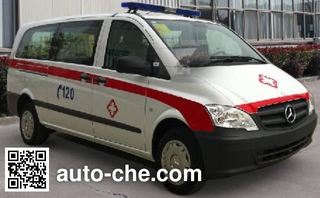 Zhongyu ZZY5035XJH ambulance