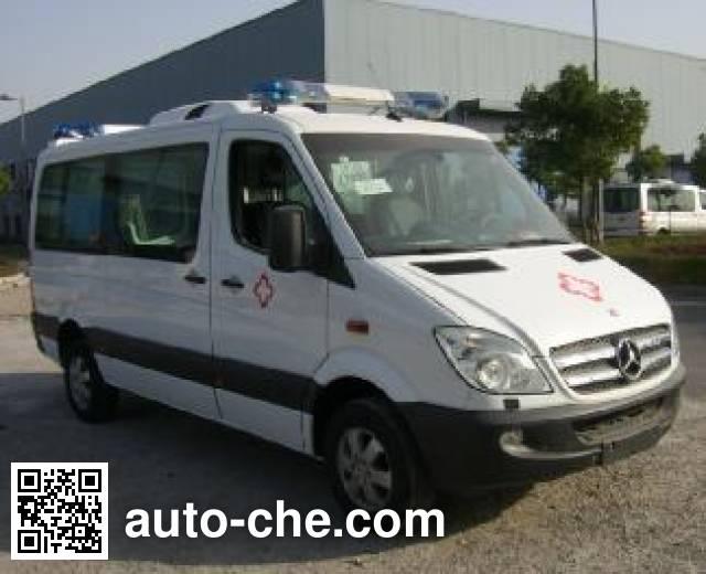 Zhongyu ZZY5040XJH ambulance