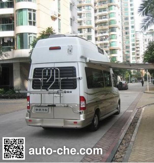 Zhongyu ZZY5040XLJ motorhome
