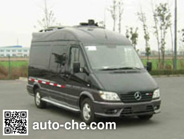 Zhongyu ZZY5040XTX satellite emergency communications vehicle