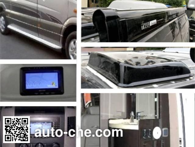 Kasheng ZZY5041XLJ motorhome