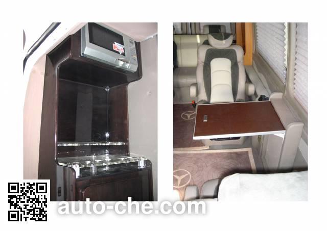 Zhongyu ZZY6560C bus