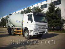 FYG牌5252GJBD型混凝土搅拌运输车