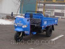 时风牌7Y-1150D42型自卸三轮汽车