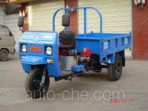 兰驼牌7Y-1150DA-Ⅰ型自卸三轮汽车