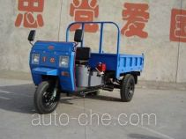常柴牌7Y-1150DA1型自卸三轮汽车