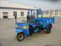 光明牌7Y-1150DB型自卸三轮汽车