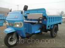 中原牌7Y-1150DⅡ型自卸三轮汽车