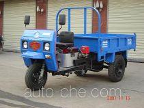 兰驼牌7Y-1450DA-Ⅰ型自卸三轮汽车