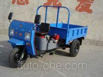 常柴牌7Y-1450DA1型自卸三轮汽车