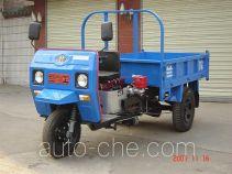 兰驼牌7Y-1450DA2-Ⅰ型自卸三轮汽车