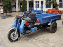 双嶷山牌7Y-850D型自卸三轮汽车