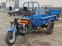 永牌7YL-1150D型自卸三轮汽车