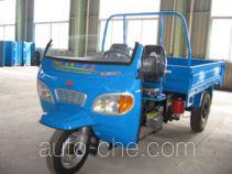 光明牌7YP-1150D型自卸三轮汽车