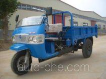 三富牌7YP-1150D型自卸三轮汽车
