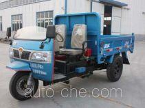 双力牌7YP-1150D型自卸三轮汽车