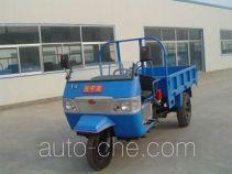 常柴牌7YP-1150D1型自卸三轮汽车