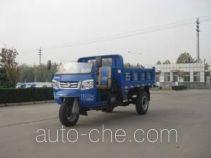 五星牌7YP-1150D3B型自卸三轮汽车