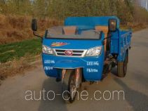 五征牌7YP-1450D38型自卸三轮汽车