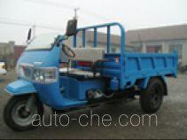 中原牌7YP-1150DⅡ型自卸三轮汽车