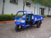 时风牌7YP-1150DJ3型自卸三轮汽车