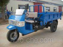 三富牌7YP-1450D型自卸三轮汽车