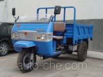 永牌7YP-1450D型自卸三轮汽车