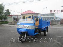 葛天牌7YP-1450D型自卸三轮汽车