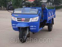 五征牌7YP-1450D21型自卸三轮汽车