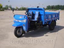 五征牌7YP-1150DA29型自卸三轮汽车